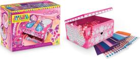 Sticky Mosaics Jewelry Box Schmuckkästchen mit Schmetterlings Motiv