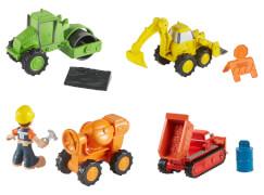 Mattel Bob der Baumeister Bob Freunde Konstruktionsspielzeug