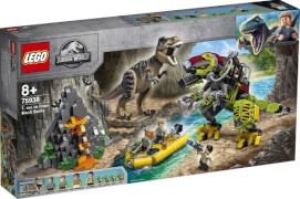 LEGO® Jurassic World 75938 T. Rex vs. Dino-Mech