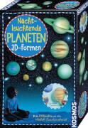 Kosmos Nachtleuchtende Planeten