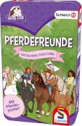 Schmidt Spiele Schleich Pferdefreunde Bring-Mich-Mit-Spiel in der Metalldose