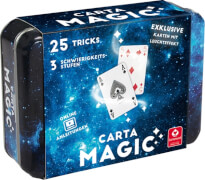 ASS Zauberkarten - Carta Magic, 25 Tricks.Kartenspiel
