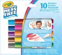 Goliath 256394 Crayola 10 Color Wonder Filzstifte