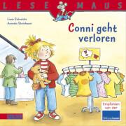 Lesemaus - Band 26: Conni geht verloren, 25 Seiten, ab 3 Jahren