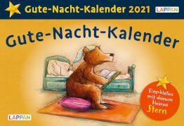 Gute-Nacht-Kalender 2021: Tageskalender für Kinder mit Geschichten und Einschlafritualen