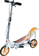 Space Scooter X580, weiß/orange