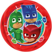 JOHN LIGHT UP BALL PJ MASKS, 4''/100 MM