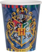 Harry Potter Pappbecher 266ml 8 Stück