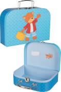 GoKi Standard Koffer, Teddybär